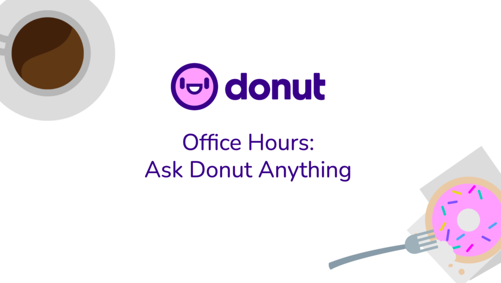 Ask Donut Anything